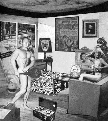 Ill. 2 - Richard HAMILTON - 1956